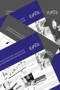 EPTA-Dokumentationen: 2011/2012 - Vom Klang zur Schrift - von der Schrift zum Klang