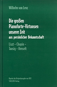 Große Pianoforte-Virtuosen unserer Zeit